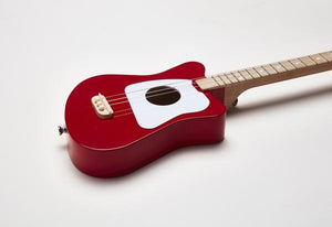 Loog Mini Red LG-MI-R - Kids First Guitar - Musko Music Store