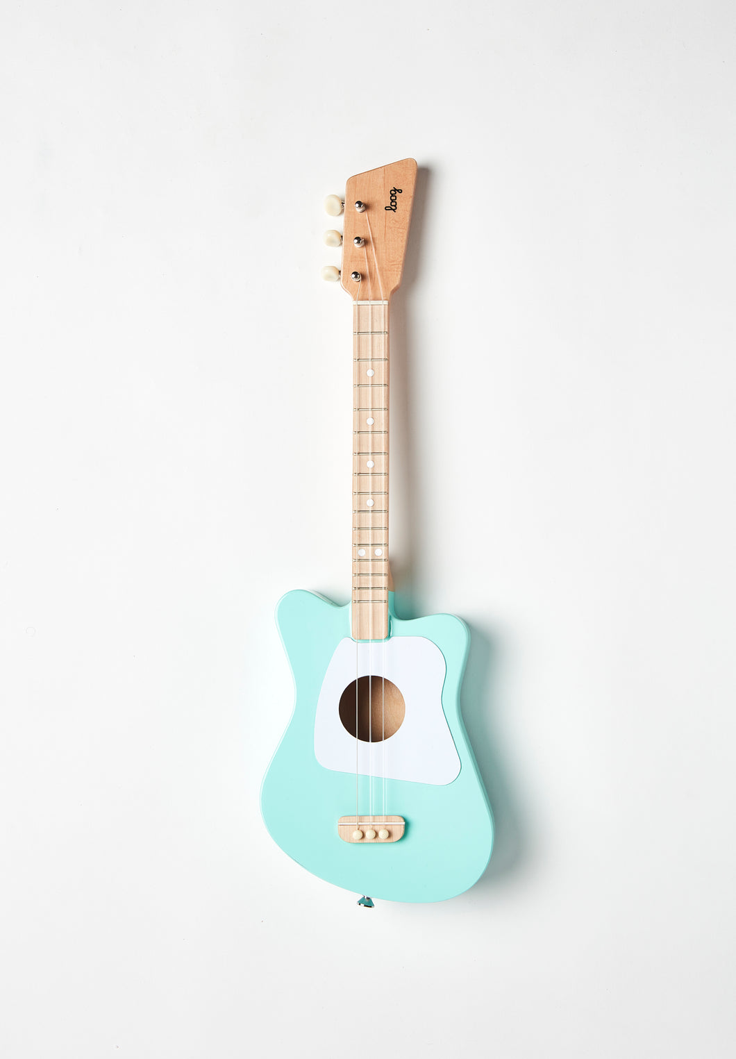 Loog Mini Green LG-MI-G  -  Kids First Guitar - Musko Music Store