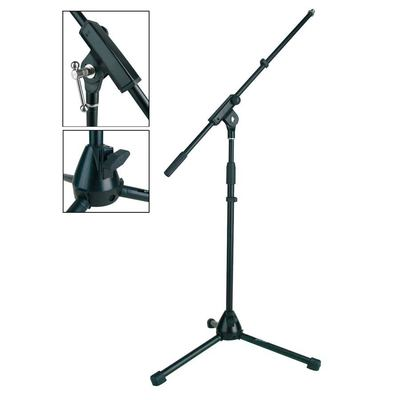 MS-1350-BK Boston Stage Pro Series microphone stand