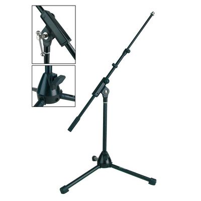 MS-1325-BK Boston Stage Pro Series microphone stand