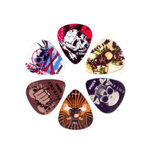 Load image into Gallery viewer, BRP6-050 Boston Rock Picks 6-piece pick kit