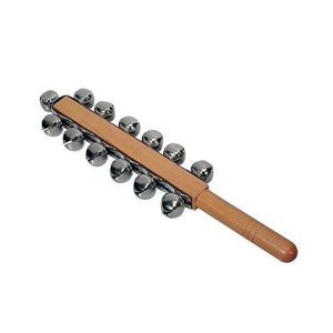 HB-160 Hayman sleigh bells with wooden handle