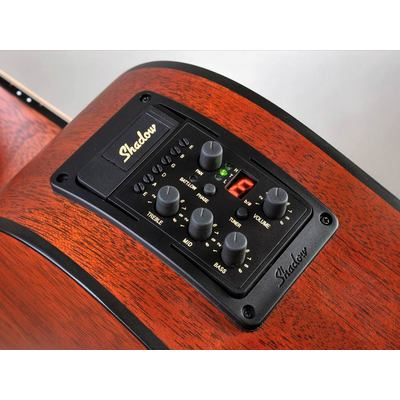 SH-4020-A Shadow Nanoflex onboard preamp/tuner with NFX 6 pickup