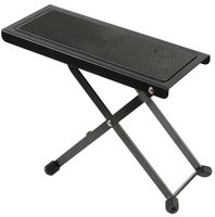 FOOTSTOOL FOR GUITARISTS, BLACK - Musko Music Store