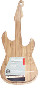 Bamboo Guitar Cutting Board