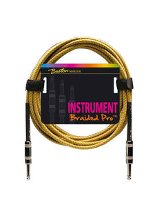 Boston  GC-262-3 Braided Pro instrument cable