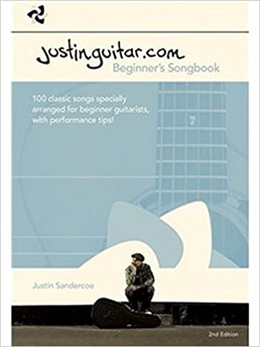 Justinguitar.com Beginner's Songbook, 2nd Edition (Spiral Bound Version) - Musko Music Store