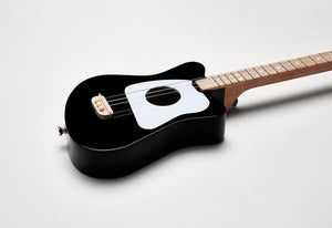 Loog Mini Black LG-MI-B- Kids First Guitar - Musko Music Store