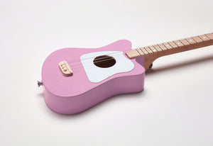Loog Mini Pink LG-MI-PI  -  Kids First Guitar - Musko Music Store