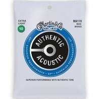 Martin Strings -  MA170, SP 80/20 Bronze Extra Light 10-47 - Musko Music Store