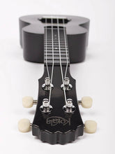 Load image into Gallery viewer, PUC-20-BK |Korala concert ukulele polycarbonate