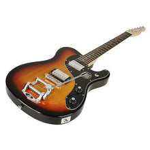 "Load image into Gallery viewer, REG-375-3SB |Richwood Master Series electric guitar ""Buckaroo Deluxe Tremola"""