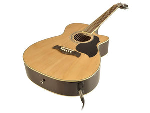 RA-12-CE | Richwood Artist Series acoustic guitar