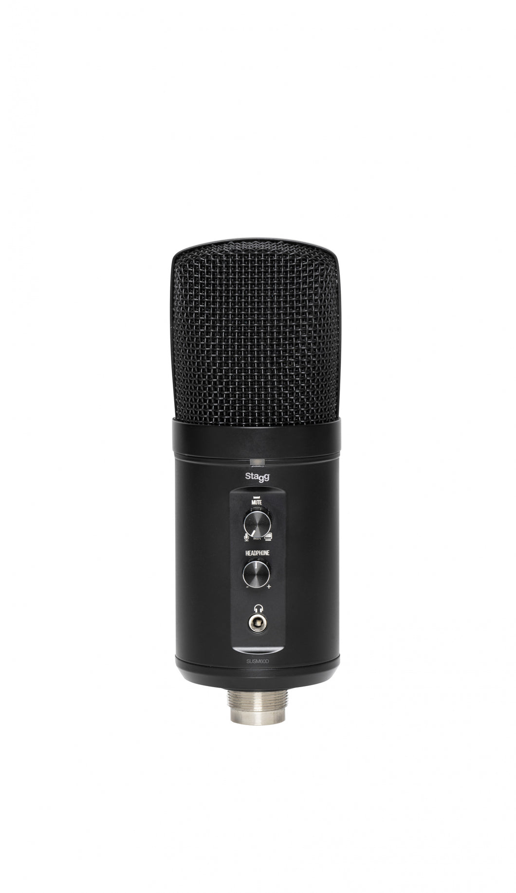 Stagg SUSM60D USB DOUBLE CONDENSER MICROPHONE