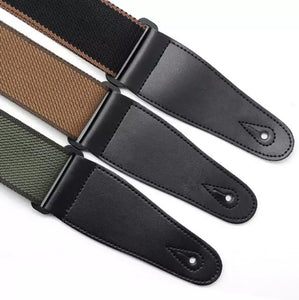 Cotton Guitar Strap - Musko Music Store