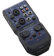 Zoom U-44 USB Audio Interface 4X4