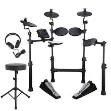 Load image into Gallery viewer, Carlsbro CSD100 7-Piece Electronic drum kit - BUNDLE