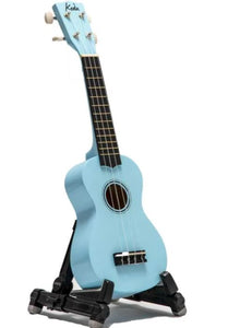 "Koda 21"" Soprano Ukulele, Linden Body, Aquila Strings, Gigbag - LIGHT BLUE"