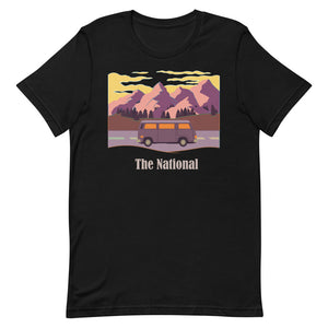 The National T-Shirt - Musko Music Store