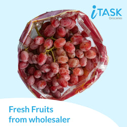 Red Grape - Seedless (1.0kg)