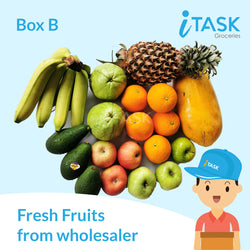 Fresh Fruits Box B 新鲜水果配套 B
