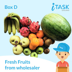 Fresh Fruits Box D 新鲜水果配套 D