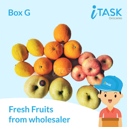 Fresh Fruits Box G 新鲜水果配套 G