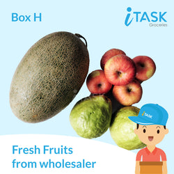 Fresh Fruits Box H 新鲜水果配套 H