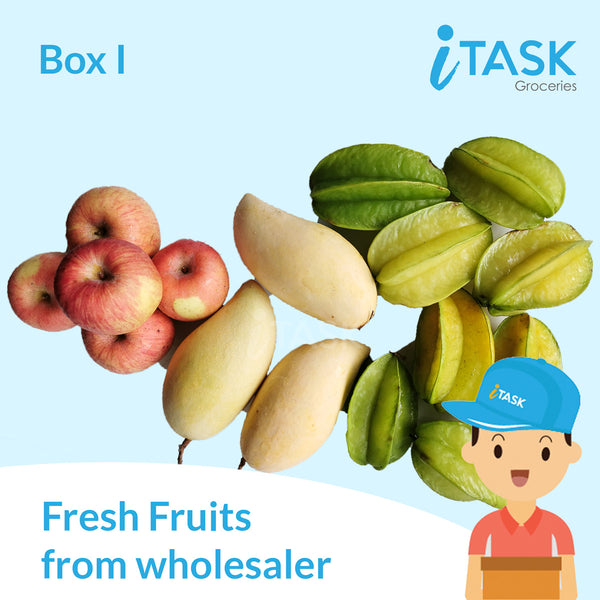 Fresh Fruits Box I 新鲜水果配套 I