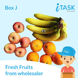 Fresh Fruits Box J 新鲜水果配套 J