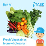Fresh Vegetables Box A 新鲜蔬菜配套A [Suitable for Stir Fry]