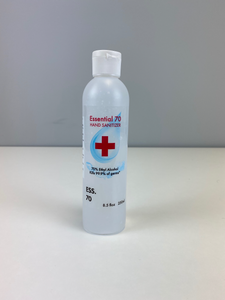 Hand Sanitizing Gel 70% Alcohol - 250ml