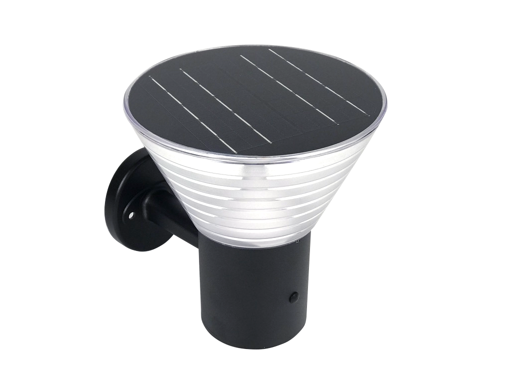 Galvani Solar Wall Light Circle