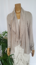 Load image into Gallery viewer, CIRCLE SWEATER-TAUPE