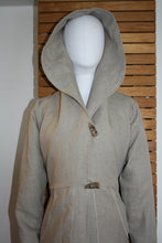 Load image into Gallery viewer, Justify Coat Taupe