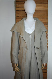Justify Coat Taupe