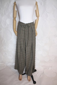 Wrap Pants Taupe