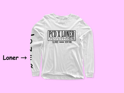 Loner x PCD Collab Release / Flash Sale