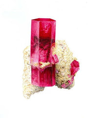 Red Beryl rare gemstone