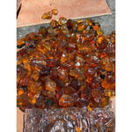 Myanmar Rough Amber Stones for Sale - Fossilized Amber
