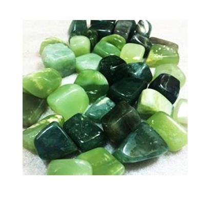 Natural Serpentine tumbles gemstones for sale
