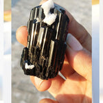 Black Tourmaline Crystal / Mineral Specimen for Sale