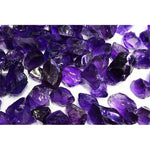 Raw Amethyst Stones for Cutting