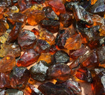 Natural Rough amber Gemstones- Bermite