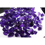 Faceting Amethyst Rough Stones