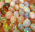 Natural Ethiopian Opals Gemstones