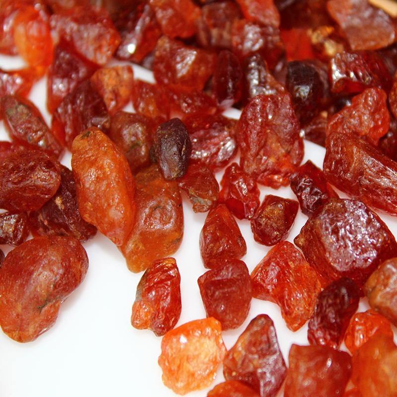 Rough Spessartite Gemstones for Sale