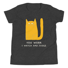 Load image into Gallery viewer, Lazy Kitty Tee Shirt