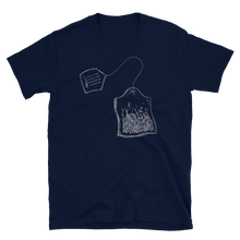 Load image into Gallery viewer, Tea Bag Message Tee