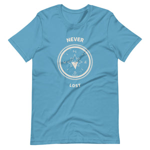 Never Lost | Short-Sleeve Unisex Tee